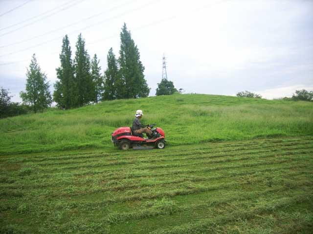 草刈り4640